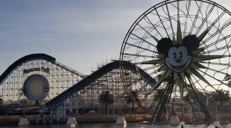 Paradise Pier to Pixar Pier 1/12