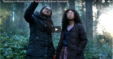 Wrinkle in Time Featurette