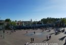 Disney California Adventure from the Monorail