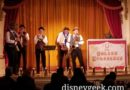 Silver Dollar Six performing in the Golden Horseshoe