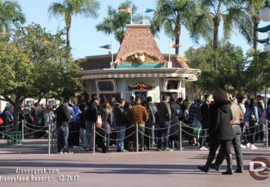 Disneyland Ticket Prices Increase October 25, 2021