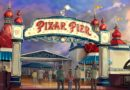 Pixar Pier Opens June 23, 2018 – Celebrating the Wonderful Worlds of Pixar in a Newly Reimagined Land