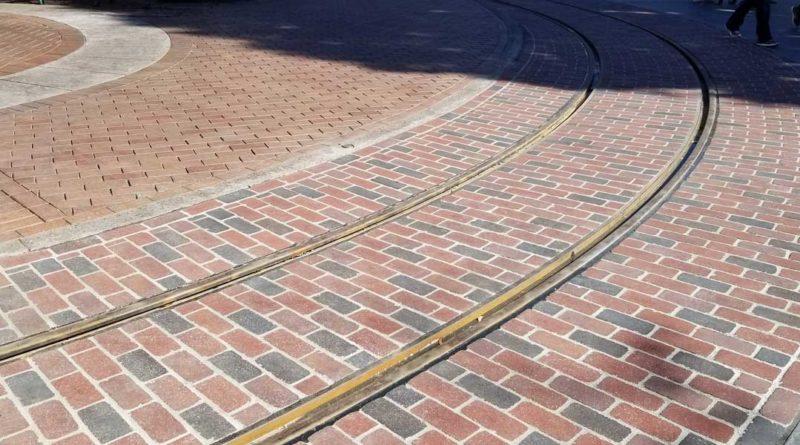 Disneyland Main Street USA Bricks