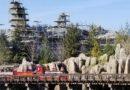 Disneyland Star Wars: Galaxy's Edge Construction Pictures (2/9)