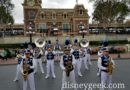 Disneyland Band Performing in Town Square