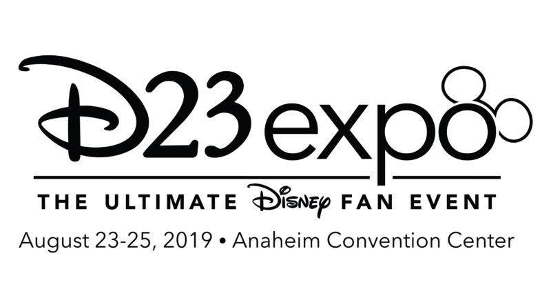 D23 Expo 2019 Logo