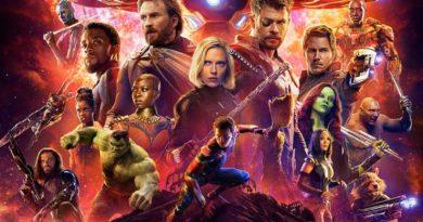 Avengers Infinity War Trailer & Movie Poster