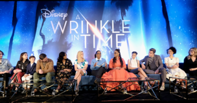 """Disney's """"A Wrinkle in Time"""" Press Conference"""