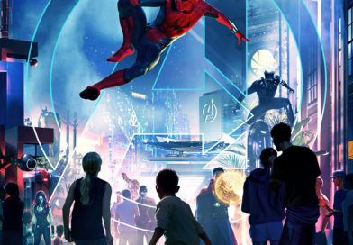 Avengers and Other Super Heroes to Assemble at Disney Parks around the World