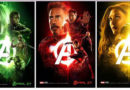 """Avengers: Infinity War"" Character Group Posters"