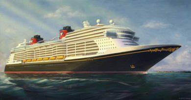 Disney Wish Cruise Ship Construction Videos