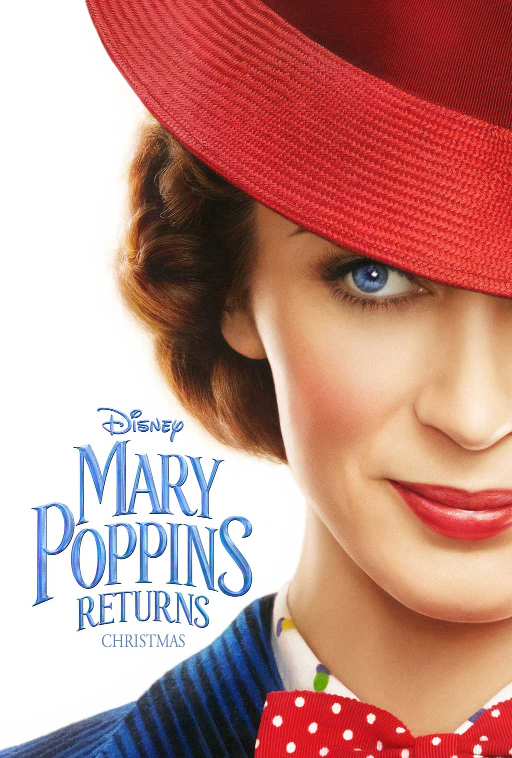 Mary Poppins Returns - Teaser Poster