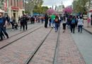 Disneyland Main Street USA – Streetcar Track Replacement Pictures (3/16)