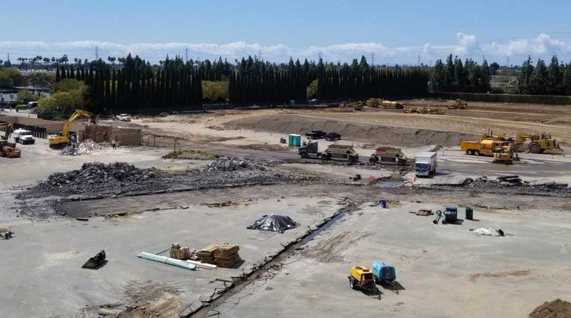 Parking Structure Construction