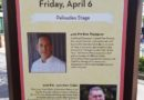 Presenters later today in Paradise Park for the Food and Wine Festival