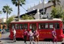 Red Car Trolley News Boys Performing