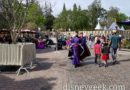 The Evil Queen Roaming Around Fantasyland at Disneyland