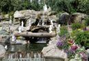 Snow White's Grotto at Disneyland