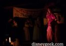 Pirates of the Caribbean – only a couple weeks left to see the auction scene before it is changed