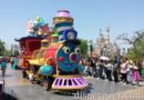 Mickey's Storybook Express Parade at Shanghai Disneyland