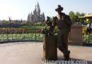 Storytellers Statue in Shanghai Disneyland