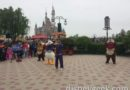 Tai Chi with Character at Shanghai Disneyland