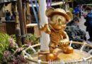 Tokyo Disneyland 35th Anniversary Happiest Mickey Statues Throughout Tokyo Disneyland Park