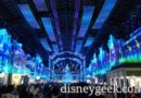 Tokyo Disneyland – World Bazaar 35th Anniversary Projection/Light Moment