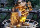 Tokyo DisneySea – Happiest Mickey Spots Statues