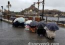 A rainy morning visit to Tokyo DisneySea (several pictures)