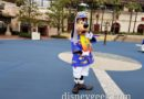 Goofy, Chip & Storyteller Pictures as I leave Tokyo DisneySea this Afternoon