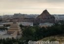 Tokyo DisneySea this morning, no rain today and forecast says sun this afternoon