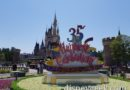 Perfect weather day at Tokyo Disneyland today