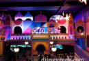 Tokyo Disneyland – it's a small world queue