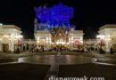 Tokyo DisneySea – American Waterfront at Night