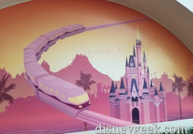 Tokyo Disney Resort – Some pictures from my last morning