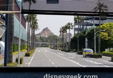 Leaving Tokyo Disney Resort – Bus ride to HND
