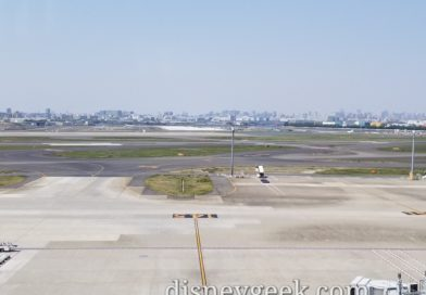 A couple pictures of Tokyo HND airport as I wait