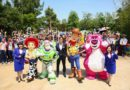 Shanghai Disney Resort Celebrates the Opening of Disney-Pixar Toy Story Land
