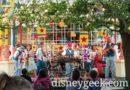 PixarFest PixarPals at Paradise Gardens