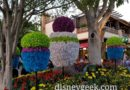 Downtown Disney PixarFest Planters