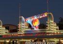PixarFest Entry Signs Afterdark