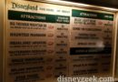 Disneyland waits as of 8:08pm