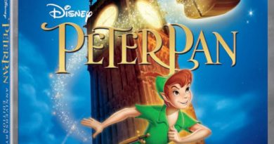 Peter Pan Home Video (Blu-ray)
