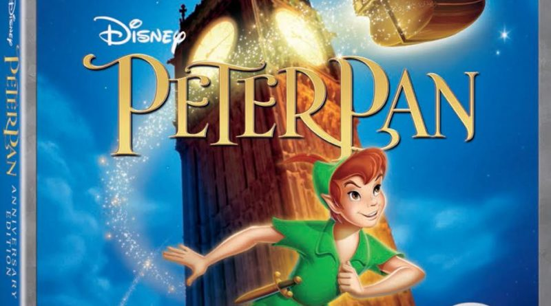 Peter Pan Home Video (Blu-ray)
