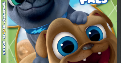 Disney's Puppy Dog Pals on DVD (Teri's Review)