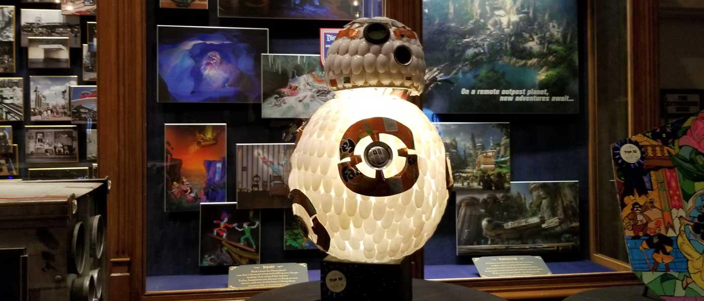 2018 Disneyland Resort Environmentality Art Challenge 10 Finalists