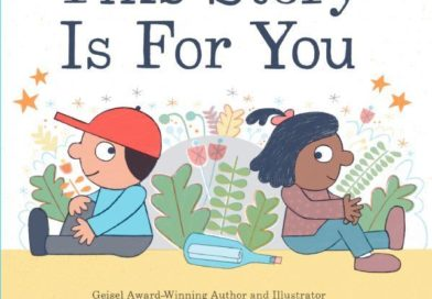Book Review – This Story Is For You by Greg Pizzoli
