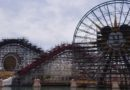 Paradise Pier Transformation to Pixar Pier Pictures (4/6)