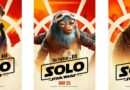 Solo: A Star Wars Story – Character Posters